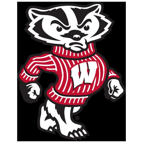 Logo University Of Wisconsin Badgers Bucky Badger Fanapeel